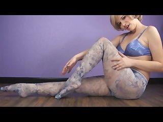 Sarah blake femdom worship my pantyhose tease