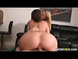 Stepmom sara jay and stepdaughter carter cruise 3some
