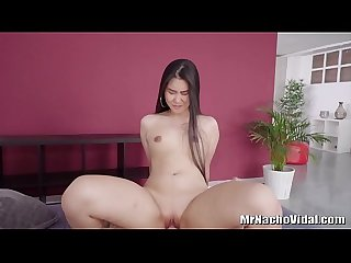 Nacho Vidal and asian brunette Katana