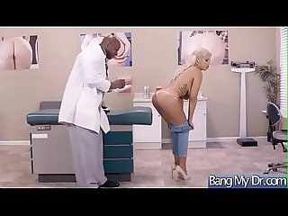 Sex Tape With Sexy Doctor And Hot Patient (Bridgette B) video-07