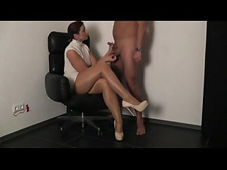 Pantyhose Milking Free Amateur Porn Video e3-Pantyhose4u.net