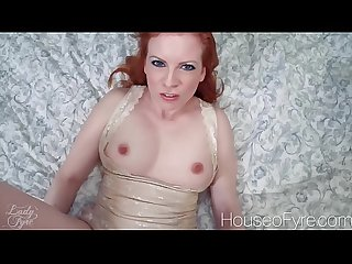 Date with a Porn Star - SPH FEMDOM Lady Fyre