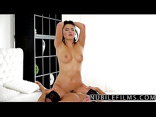 Nubilefilms finally fucked by her best friends dad