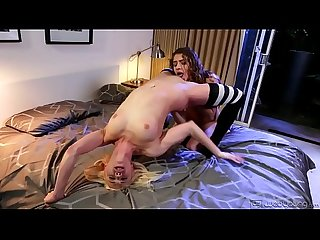 Tara Morgan gets licked out by rebel lynn webyoung