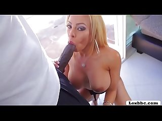 Latina porn queen Luna Star sports a splush BlackBikini and tease Lex