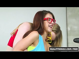 Realitykings teens love huge cocks lexxxus adams nerdy gamer hotties