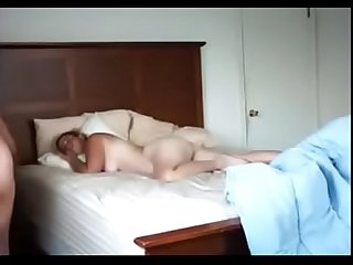Gf with succulent Ass visits her man for A good Fuck