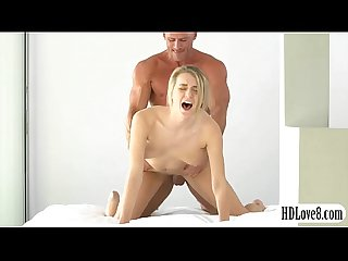 Busty babe Natalia starr pussy rammed