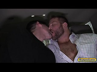 Colbys big dick is banging Jacks asshole