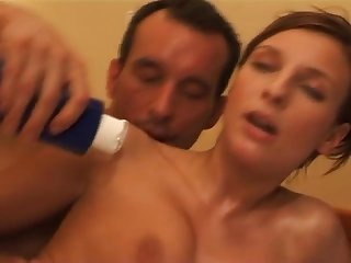 Polish hot brunette gets anal zobacz to