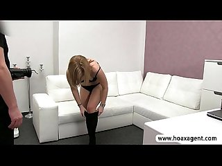 Euro sweetie krystina both holes gets intensely fucked