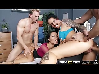 Doctors adventure foursome asa akira christy mack brazzers