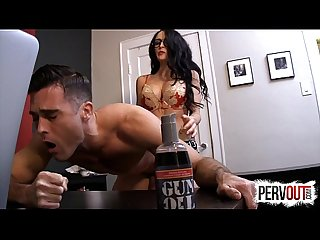 Office strap on punishment with lance hart