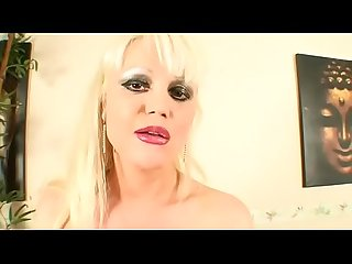 Hot mature blondie banged in the ass