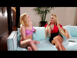 Stepmommy licks her daughter s pussy kate england comma tegan james