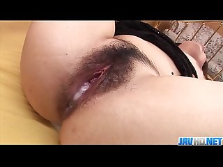 Sexy ass and busty babe finger fucked and pussy plugged with sex toys - More at javhd.net