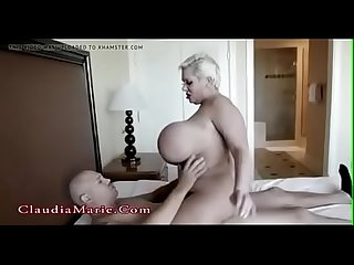 Claudia marie fucked rough twice