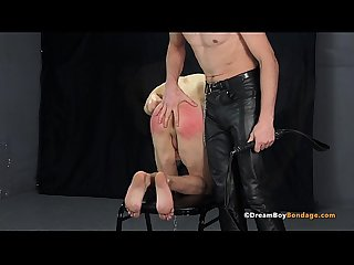 Young Teenage Boy in Bondage Fucked Bareback By Hung Master - BDSM - DreamBoyBondage.com