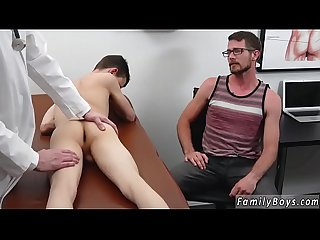 Gay porn trailers italian Hunks doctor S office visit