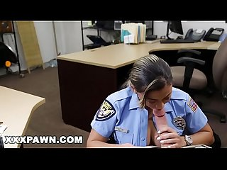 Xxxpawn sean lawless fucks ms period Police officer in backroom