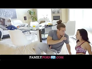 Making teen sisters fight for cock full Hd video on familypornhd com