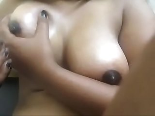 Swan220 best boobs oil massage very sexy and erotic big boobs massage by me