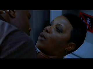 Sommore sex scene on a plane