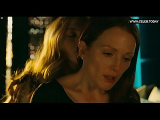 Julianne moore amanda seyfried Lesbian Sex scenes big Boobs nina dobrev chloe 2009