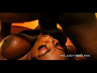 Ms juicy brings mr nasty out