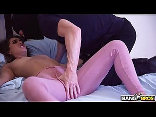 Bangbros young uma jolie wants to be tied up and fucked harder