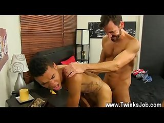 Hot naked Twinks tubes the action starts right away with the older