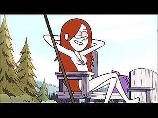 Disney gravity falls wendy redhead porn hentai