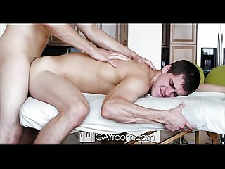 Gayroom hot kory houston gets fucked deep by colton casey