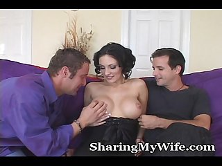 Hubby turns into a sissy