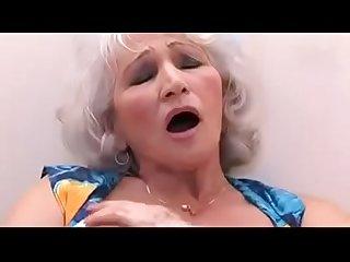 Granny norma loves gloryholes