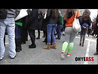 Nice Pawg irsh girl booty