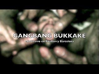 Gangbang bukkake xhamster com