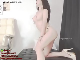 Korean bj neat super sexy swimsuit live at livekojas com