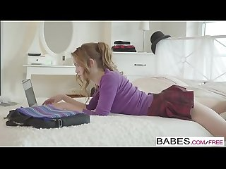Babes - Step Mom Lessons - (Denis Reed, Alexis Crystal, Klarisa Leone) - Sex..