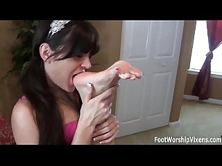 After school lesbian foot worshiping