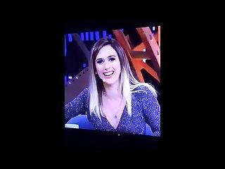Clo pires beija A tat werneck no programa lady night e se abre falando todos os lugares onde j trans