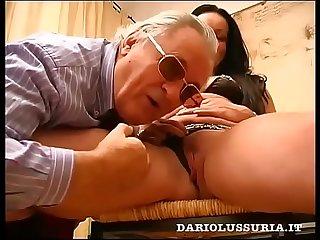 Porn casting of Dario Lussuria Vol. 4