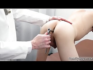 Gay porno xxx amateur jerking young boys Doctor's Office Visit