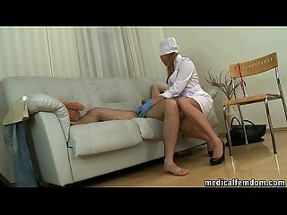 Cute nurse willa pounding his ass