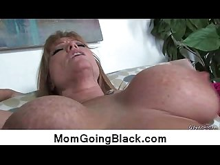 Big black cock bang my mommy pussy 8
