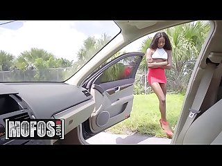 Stranded Teens - (Anne Amari) - Driving Test Dummy - MOFOS
