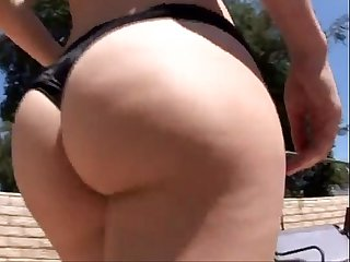Mary Anne - Perfect body and booty for a white girl