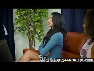 Brazzers Hot and mean Girl fight scene starring peyton banks and sophia leone