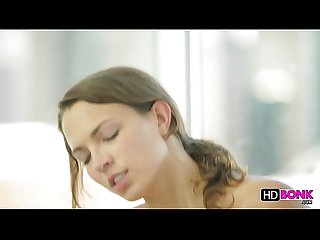 Exquisite girl banged in hd