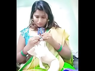 Swathi naidu sexy in saree and showing boobs part-1